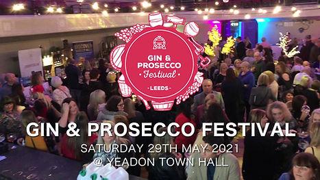 Leeds Gin Festival 2021