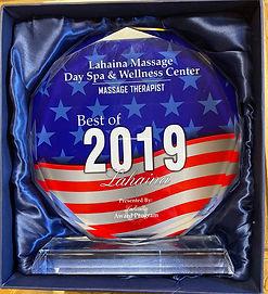 Best of Massag Therapist2019