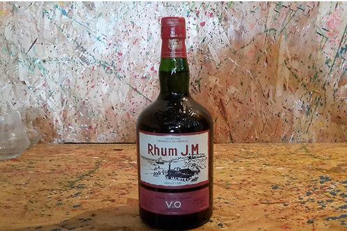 Rhum vieux JM V.O