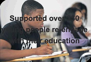 Evolve & Adapt Mentoring Services Gang Crime Students