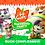 Thumbnail: Kit Birthday Party 44 Gatti - Da 8 a 16 persone