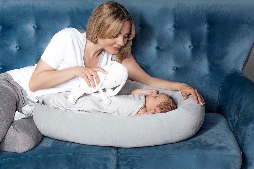 Cuscino Multifunzione Neonati
