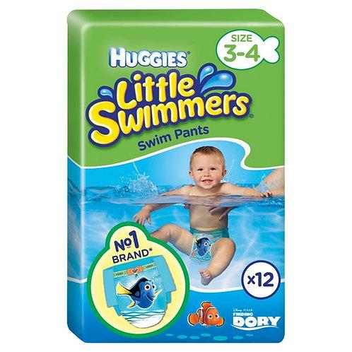 Pannolini Costumini Huggies Little Swimmers - Taglia 3/4