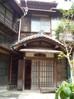 旧平櫛田中邸での展示