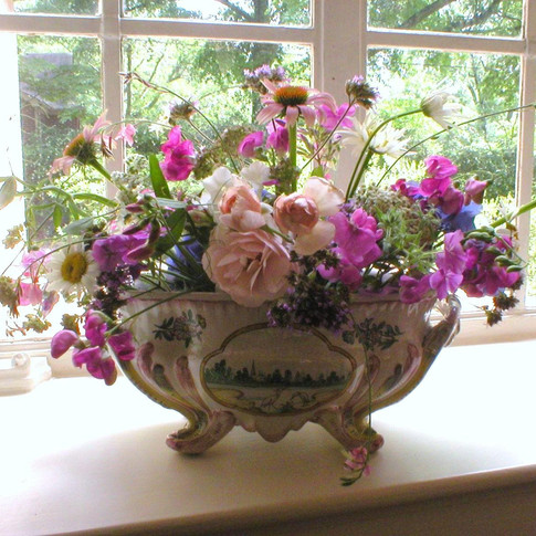 Springtime Bouquet in HB Only Jardiniere