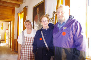 Janet and Don at Louisbourg.JPG