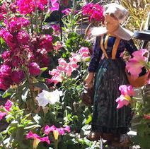 Bretonne Strolling in the Garden.jpg