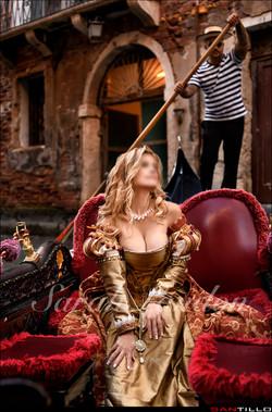Sarah Landon Venice Courtesan 16th C