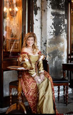 Renaissance Courtesan 16th C