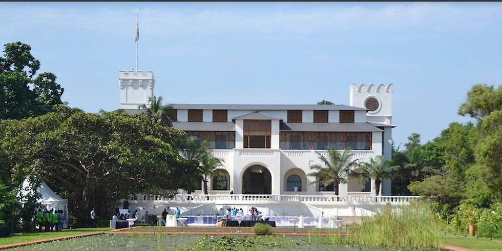 Visite du Palais du Gouverneur