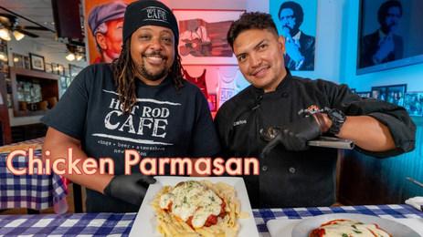 How to make Chicken Parmasan