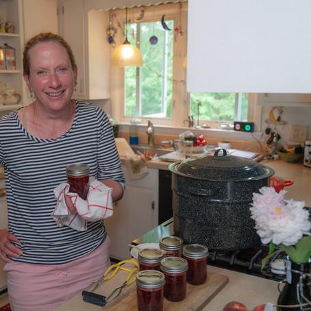 Veggie Girl Strawberry Jam