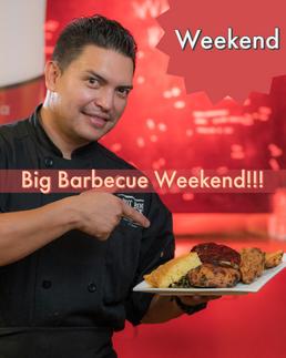Big BBQ Weekend!