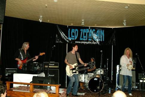 Led Zepagain with Paul Gilbert