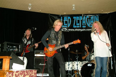 Howard Leese (Heart, Bad Company) Rockin' the Rover with Led Zepagain