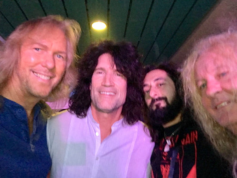 Led Zepagain with Tommy Thayer (Kiss)