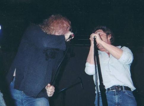 Swan and Roger Daltrey