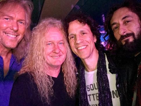 Led Zepagain with Gary Cherone (Extreme, Van Halen)