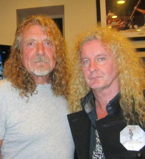 Robert and Swan