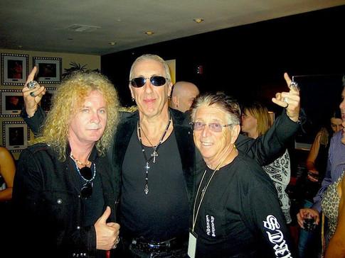 Swan, Dee Snider, Jerry Greenberg