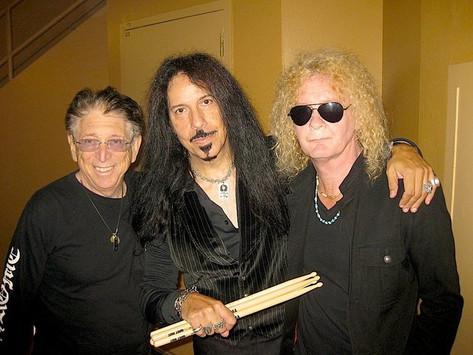 Jerry Greenberg, Frankie Banali & Swan