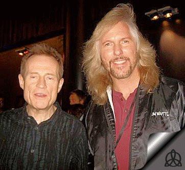 John Paul and Jim