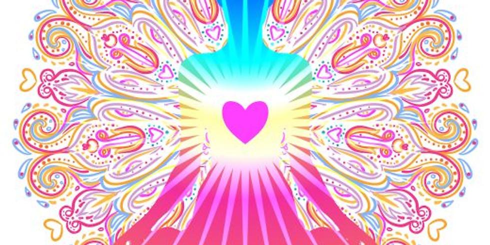 Ouverture du chakra du coeur