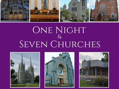 Holy Thursday 7 Church Bus Tour
