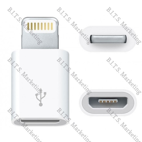 official photos a2162 ffb49 Iphone 7 to Micro USB Adapter