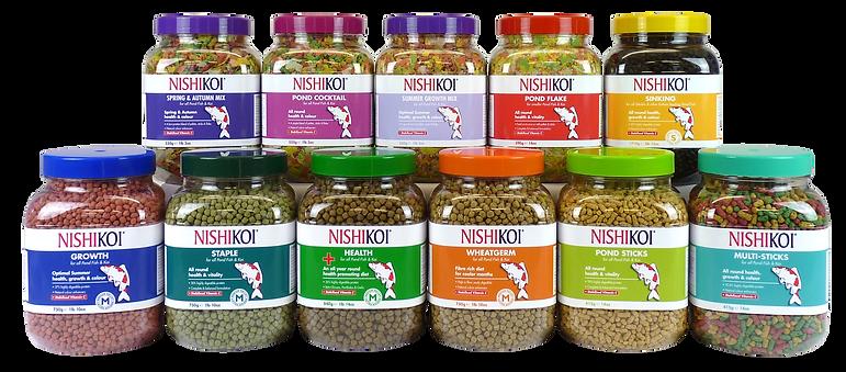 Nishikoi-SQ3-x11-products-Complete-Range