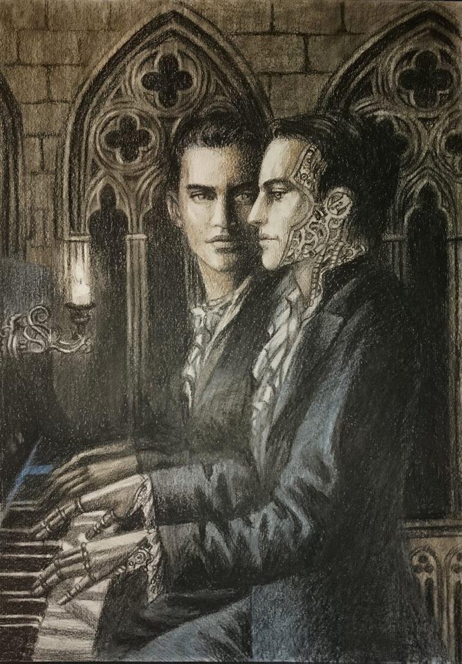 механический пианист