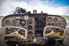 Cesna Cockpit