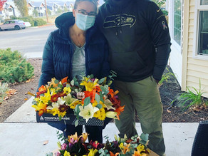 SUBKULTURE CO. DONATES FLOWERS TO NURSING HOME RESIDENTS-Challenges community members to do the same