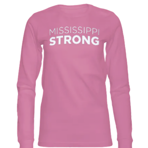 Mississippi Strong Long Sleeve