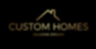 Custom Homes Logo