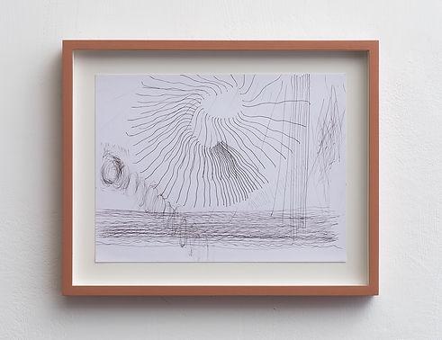 Shai-Lee Horodi, Untitled 4, 2020, drawi