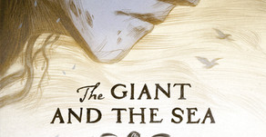 A Giant Rises or Umm, I Just Wrote Another Kids' Picture Book - But It is Weird