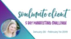5 day client manifesting challenge websi