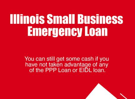 Illinois Small Business Emergency Loan