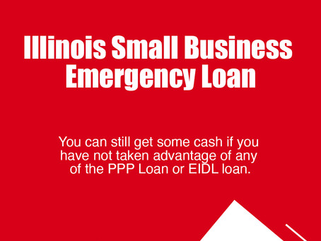 Illinois Small Business Emergency Loan