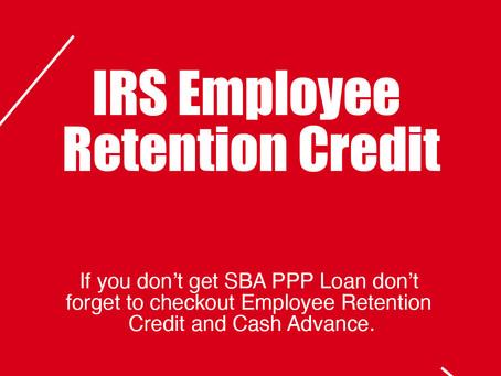 IRS Employee Retention Credit