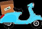 מכווץ קטנוע משלוחים.png