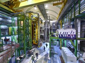 Observação no LHC traz indícios de nova Física