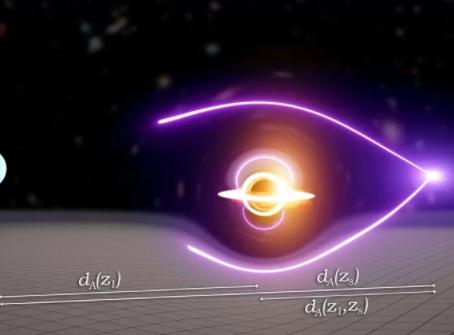 Astrônomos observam buraco negro intermediário