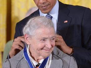 A rainha do Carbono, Mildred Dresselhaus