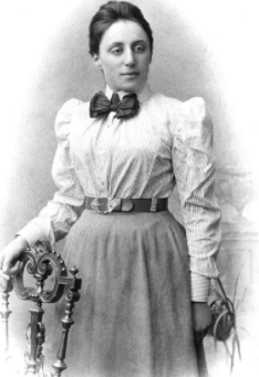 Emmy Noether e as leis de conservação