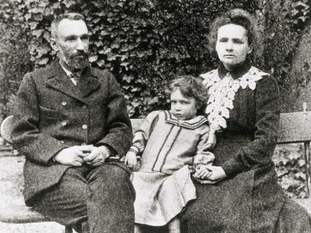 Irene Curie, uma grande química