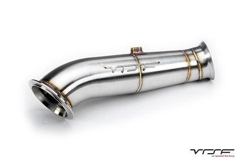 VRSF N55 Downpipe 2012 – 2018 M135i, M235i, M2, 335i & 435i,F22/F30/F32/F33/F87