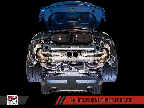 AWE Tuning Porsche 991 GT3 GT3RS Exhaust for Porsche 911 2019 GT3 4.0L