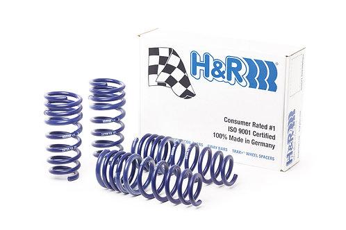 H&R Sport Springs - Mercedes W205 C300 / C400 / C450 / C43